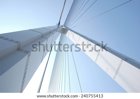leading supporting lines of bridge
