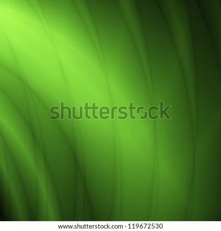 Leaf green background abstract nature design - stock photo