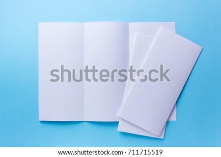 tri fold paper