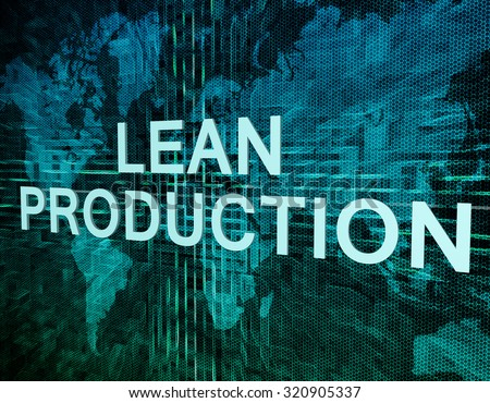 discuss how the concept of lean Lean manufacturing or lean production, often simply lean, is a systematic  method for waste  please help improve it or discuss these issues on the talk  page.