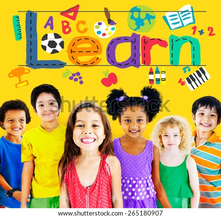 Learn Learning Study Knowledge School Child Concept