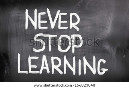 Learning Concept - stock photo