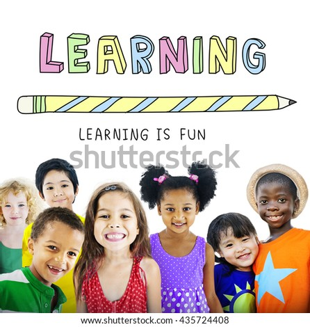Learning Study Knowledge Education School Concept - stock photo