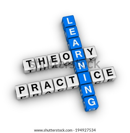 learning - theory and practice crossword puzzle