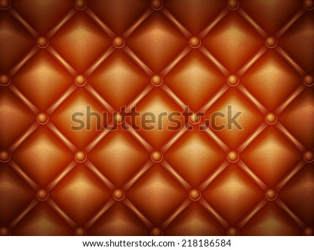leather background brown illustration.