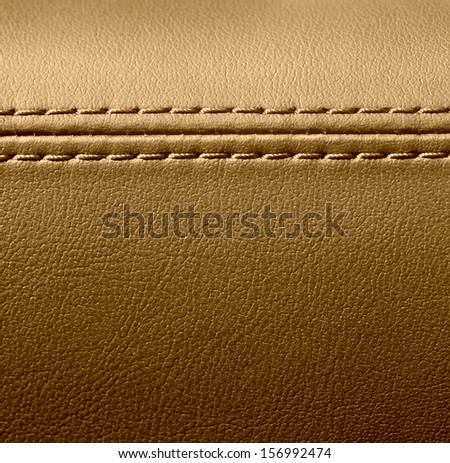 leather background or textures - stock photo