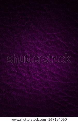 leather texture purple dark - stock photo