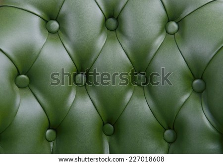 leather upholstery background for a luxury decoration  - stock photo