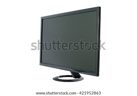 "LED Monitor 27"" Full HD IPS Panel"