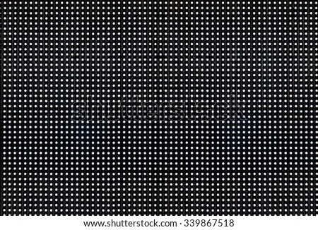 LED TV display screen panel texture background - stock photo