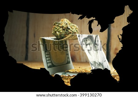 Legal American Marijuana, Cannabis in the United States of America