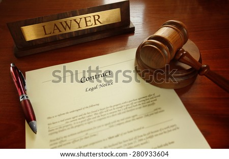 Legal Contract Stock Images, Royalty-Free Images & Vectors