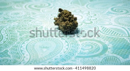 Legal Marijuana and Cannabis - stock photo