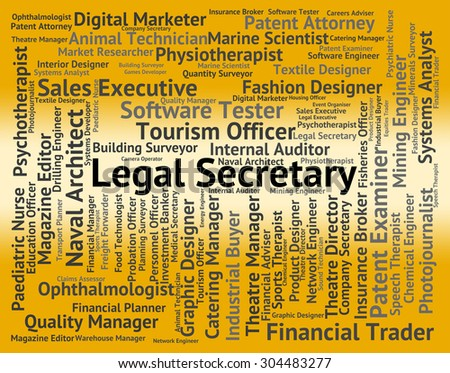 Legal Secretary Meaning Queen's Counsel And Jobs