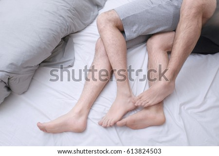 Gay foot and legs