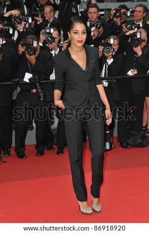 Leila Bekhti  at the 64th Festival de Cannes awards gala. May 22, 2011  Cannes, France Picture: Paul Smith / Featureflash