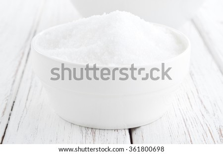 lemon acid - stock photo