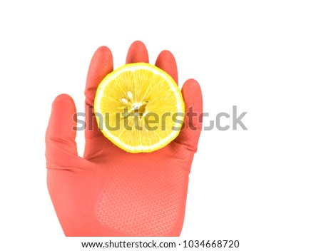 Lemon In Hand