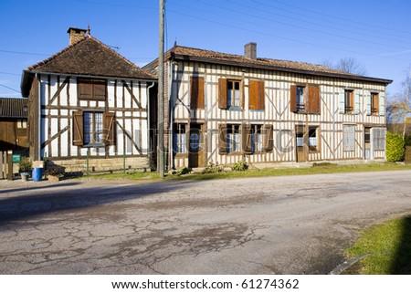 Lentilles, Champagne, France - stock photo