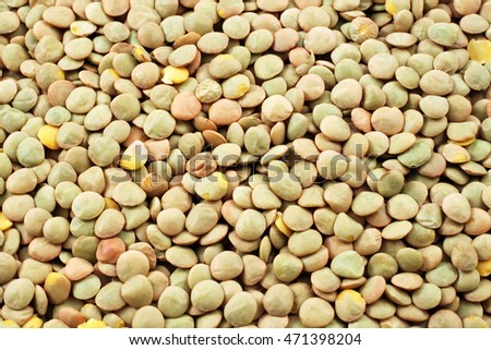 how to cook dried green lentils