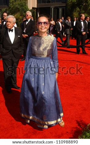 Leslie Caron  arriving at the 59th Annual Primetime Emmy Awards. The Shrine Auditorium, Los Angeles, CA. 09-16-07