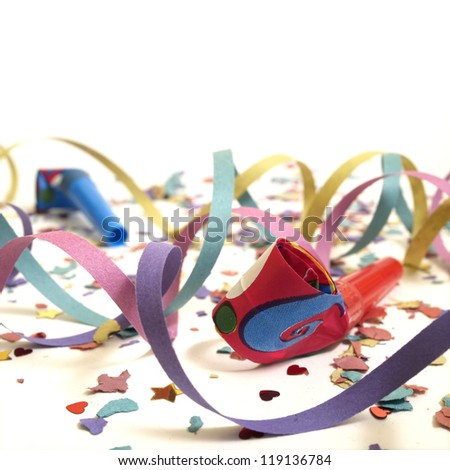 Let's party! - stock photo
