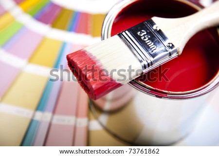 Let your world be colourful - stock photo