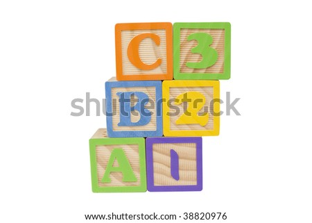 letter blocks. File includes an excellent clipping path so all the tedious work has been done. Enjoy!