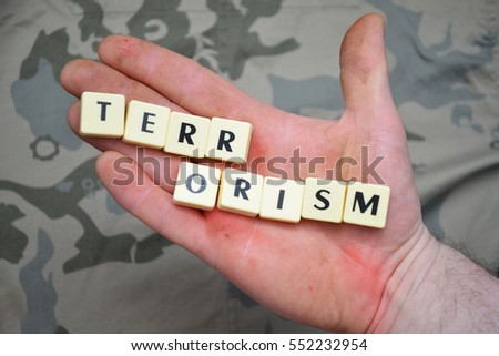 Terror Stock Photos Royalty Free Images Amp Vectors Shutterstock