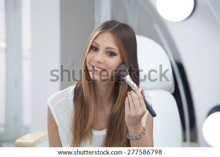 Letting the experts do it - stock photo