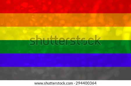 LGBT background illustration filter