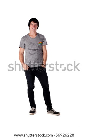 lifestyle for boy - stock photo