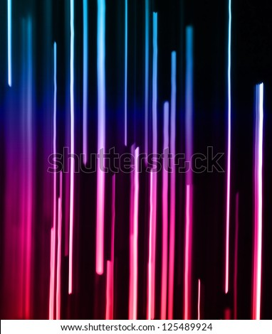 light abstract - stock photo
