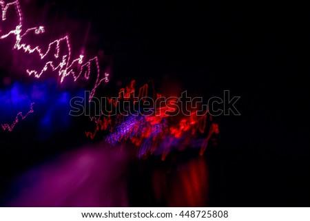 light abstract 11 - stock photo