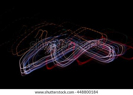 light abstract 24 - stock photo