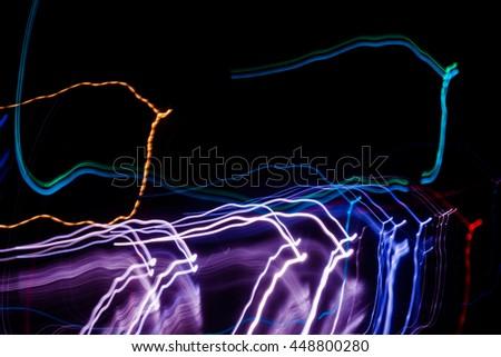 light abstract 28 - stock photo
