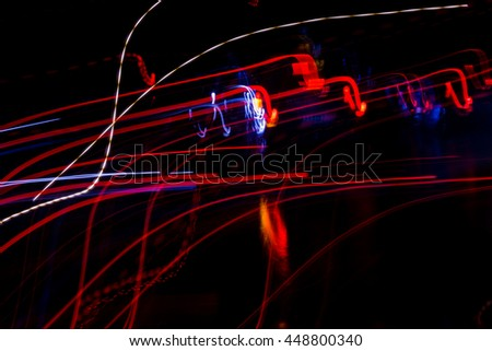 light abstract 31 - stock photo