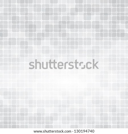 Light background with soft gray squares. For web or prints. - stock photo