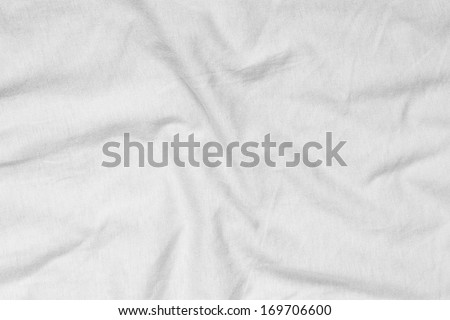 Light blue cloth textile texture background - stock photo