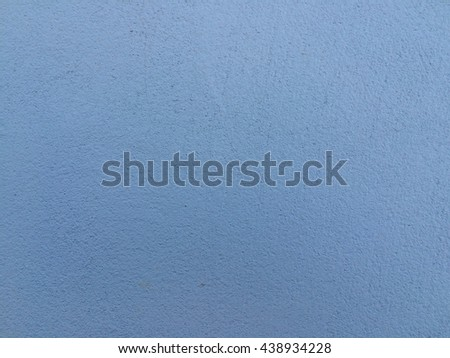 Light blue concrete wall texture background
