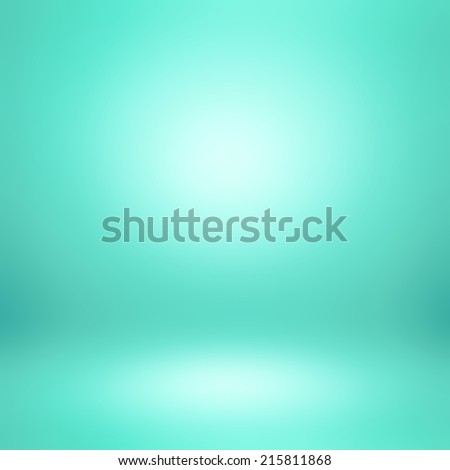 Light blue green abstract background - medical color theme - stock photo