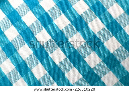 light blue striped background texture, bavarian pattern - stock photo