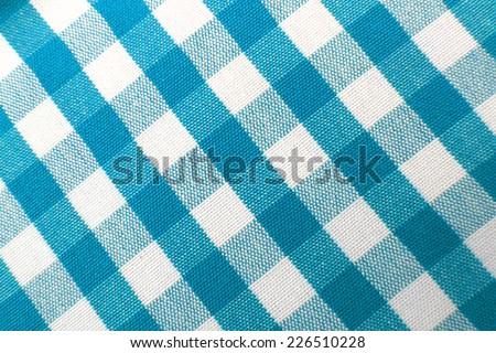 light blue striped background texture, bavarian pattern - stock photo