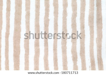 light brown and white striped fabric