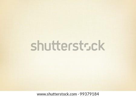light brown canvas texture with vignette, subtle background - stock photo