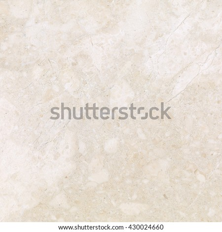 Light Brown Marble Texture Breccia With Crystals