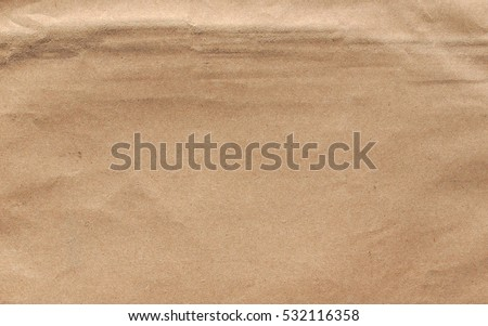 Light brown paper surface useful as a background