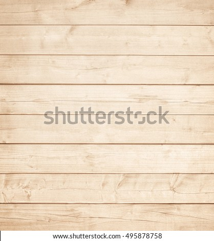 Light brown wooden planks, wall, table, ceiling or floor surface. Wood texture