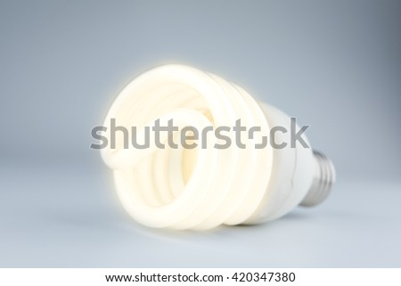 Light Bulb - stock photo