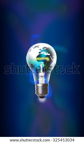 Light bulb with